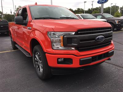 2018 F-150 Super Cab 4x4,  Pickup #T82045 - photo 3