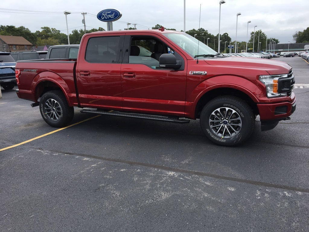2018 F-150 SuperCrew Cab 4x4,  Pickup #T82204 - photo 4