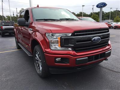 2018 F-150 SuperCrew Cab 4x4,  Pickup #T82204 - photo 3