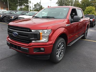 2018 F-150 SuperCrew Cab 4x4,  Pickup #T82204 - photo 1