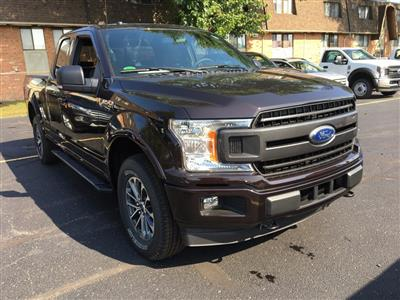 2018 F-150 Super Cab 4x4,  Pickup #T82256 - photo 3