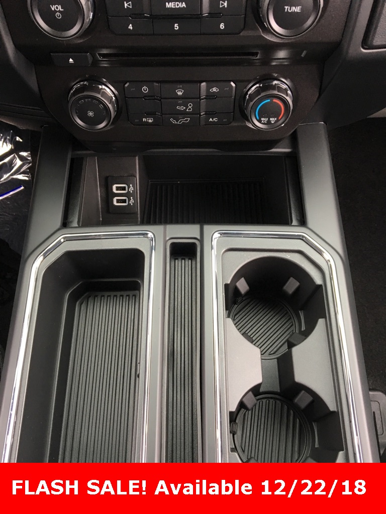 2018 F-150 SuperCrew Cab 4x4,  Pickup #T82335 - photo 12