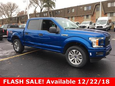 2018 F-150 SuperCrew Cab 4x4,  Pickup #T82335 - photo 5
