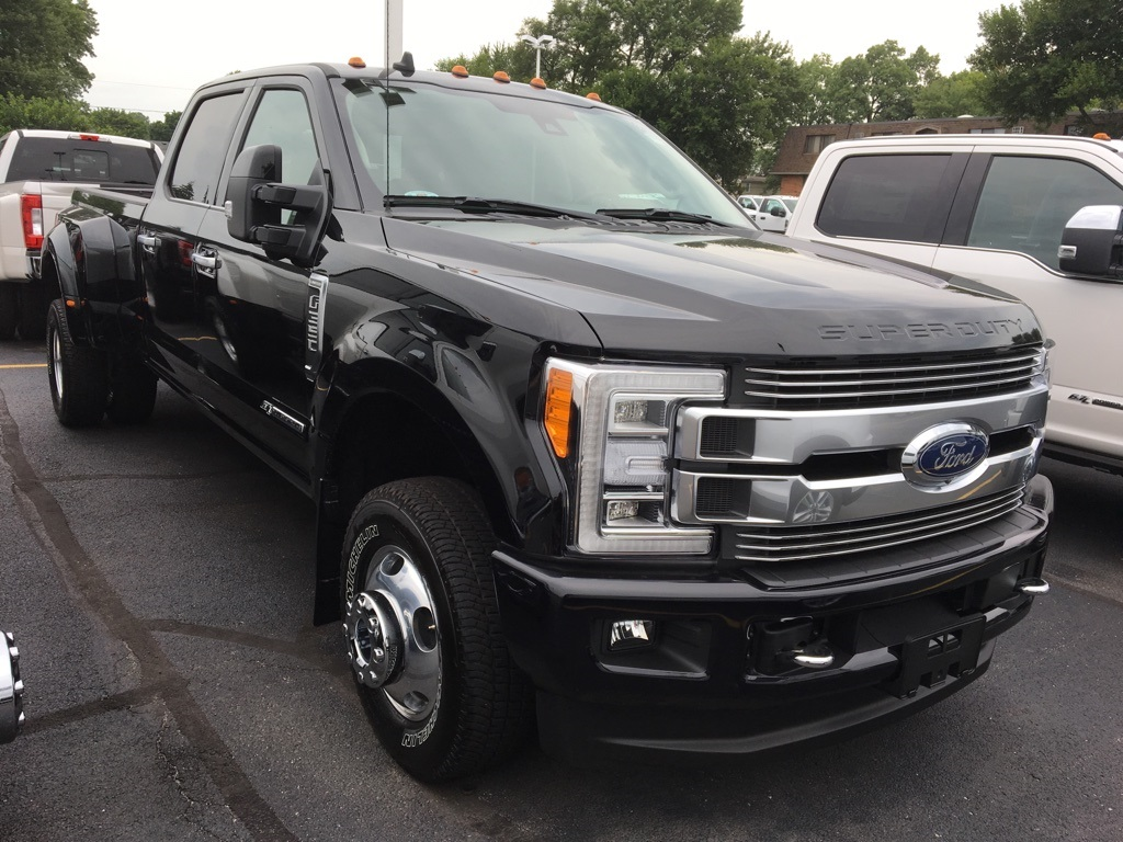 2019 F-350 Crew Cab DRW 4x4,  Pickup #T90102 - photo 3