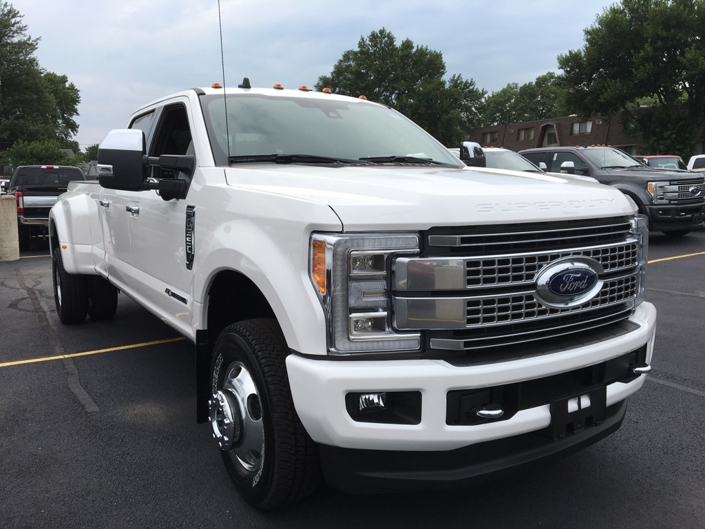 2019 F-350 Crew Cab DRW 4x4,  Pickup #T90103 - photo 3