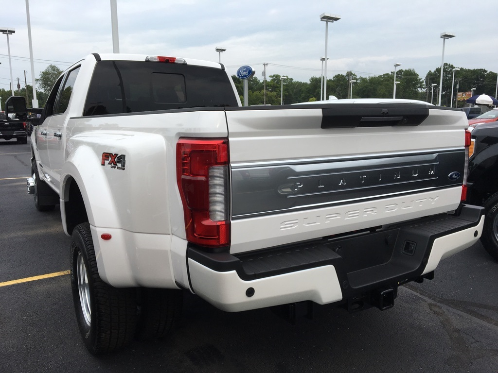 2019 F-350 Crew Cab DRW 4x4,  Pickup #T90103 - photo 2