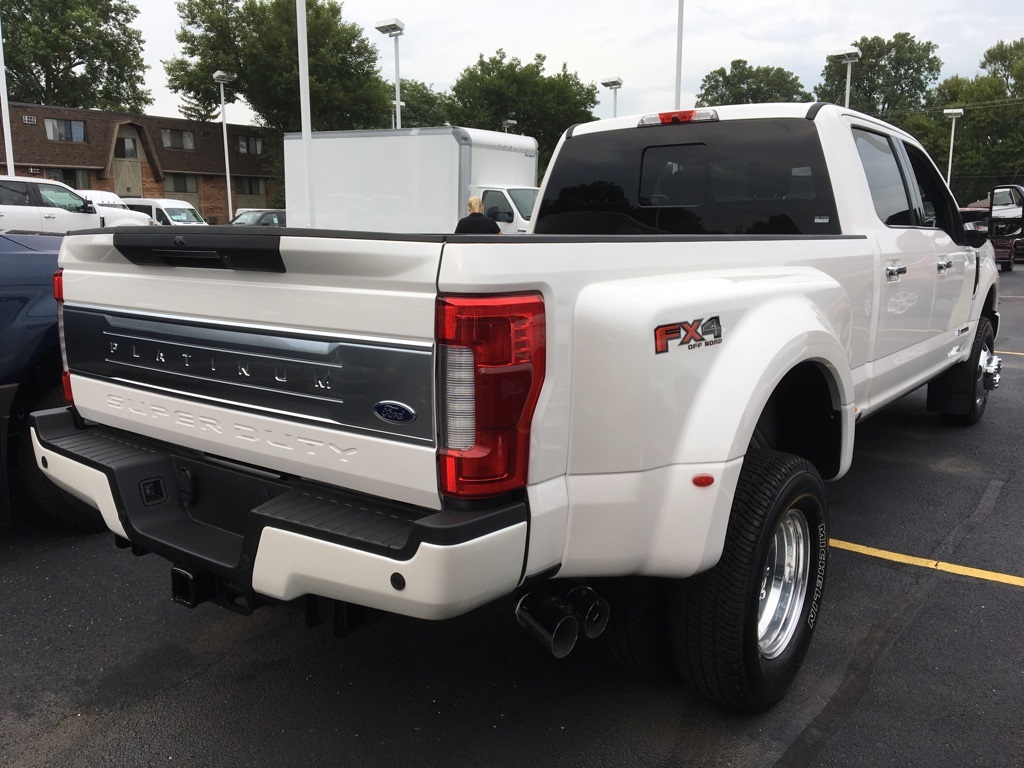 2019 F-350 Crew Cab DRW 4x4,  Pickup #T90103 - photo 5