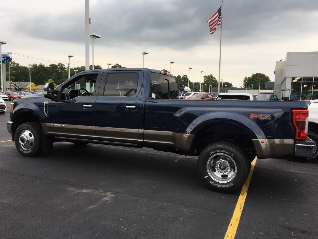 2019 F-350 Crew Cab DRW 4x4,  Pickup #T90107 - photo 2