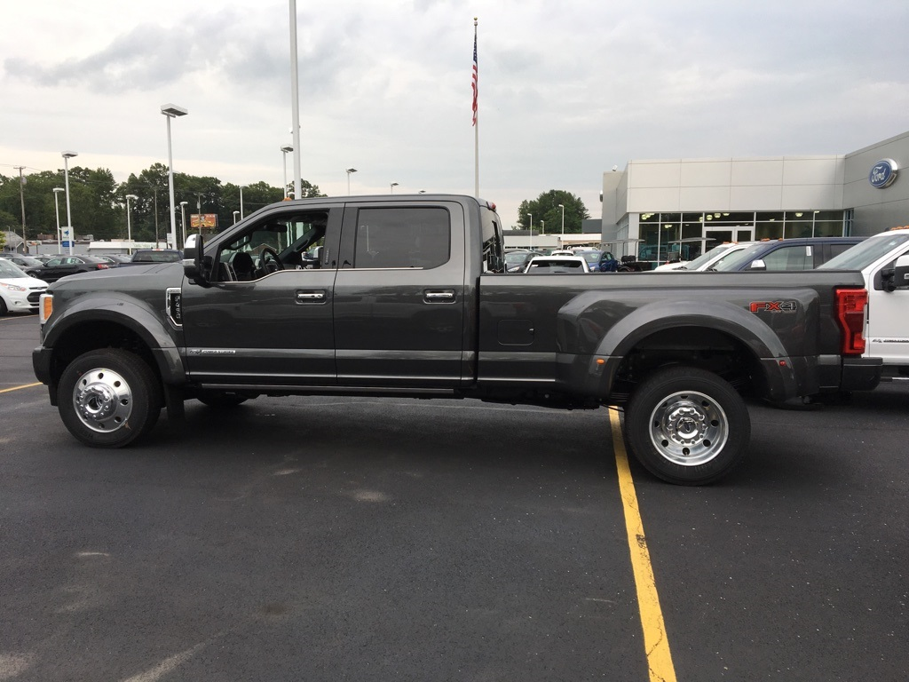 2019 F-450 Crew Cab DRW 4x4,  Pickup #T90131 - photo 4