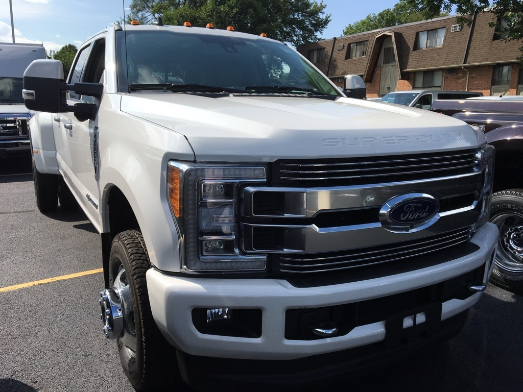 2019 F-350 Crew Cab DRW 4x4,  Pickup #T90145 - photo 3