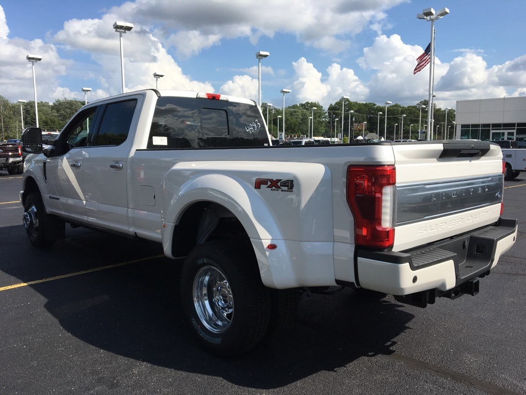 2019 F-350 Crew Cab DRW 4x4,  Pickup #T90145 - photo 2