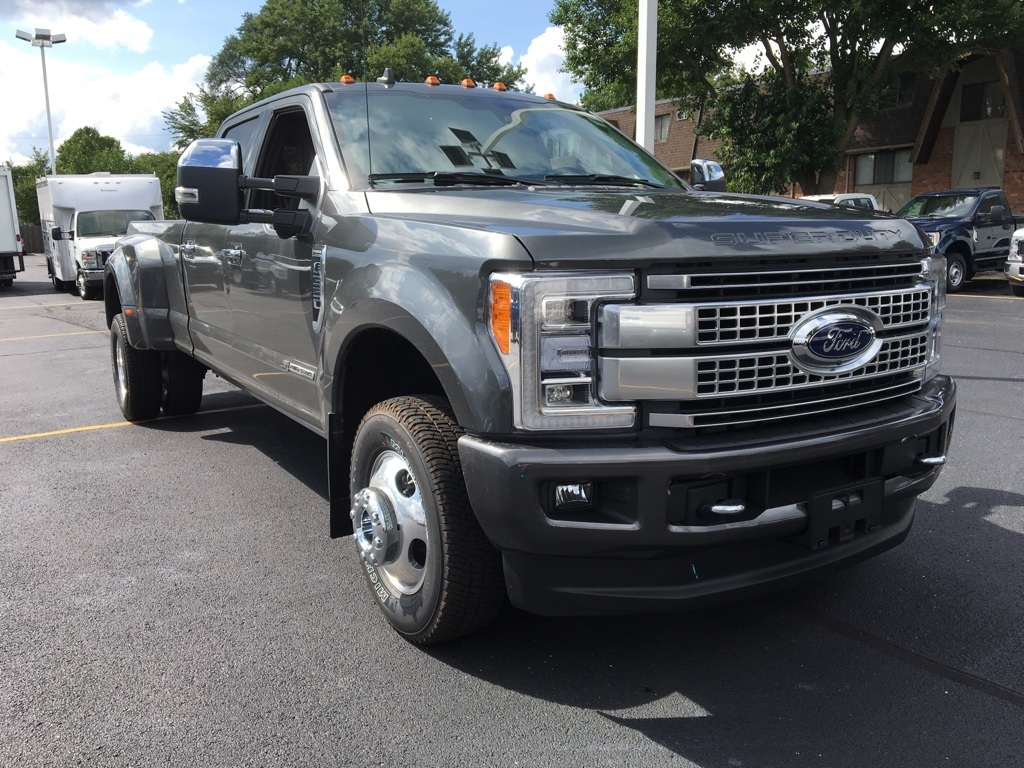 2019 F-350 Crew Cab DRW 4x4,  Pickup #T90150 - photo 3