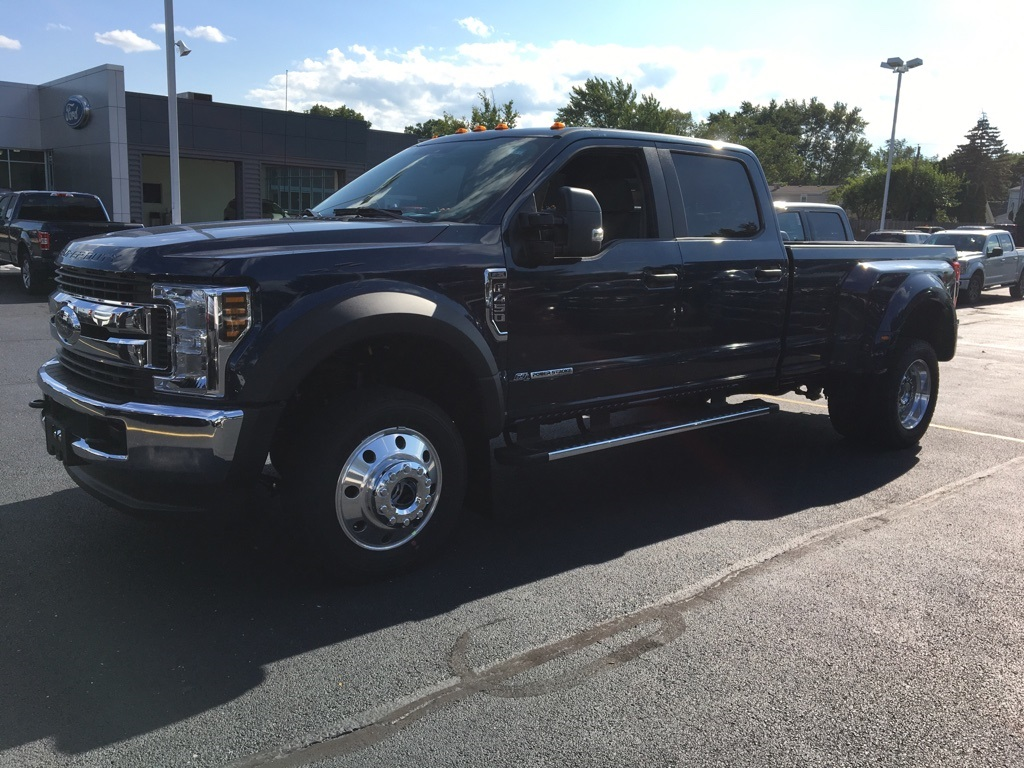 2019 F-450 Crew Cab DRW 4x4,  Pickup #T90155 - photo 1
