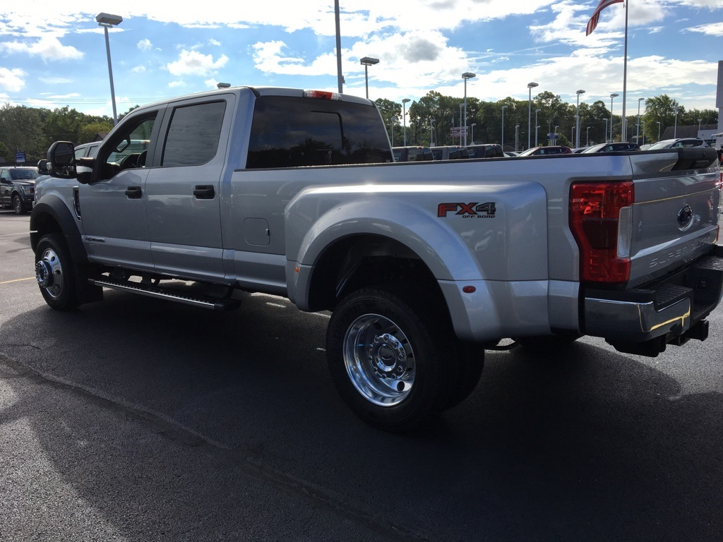 2019 F-450 Crew Cab DRW 4x4,  Pickup #T90204 - photo 2