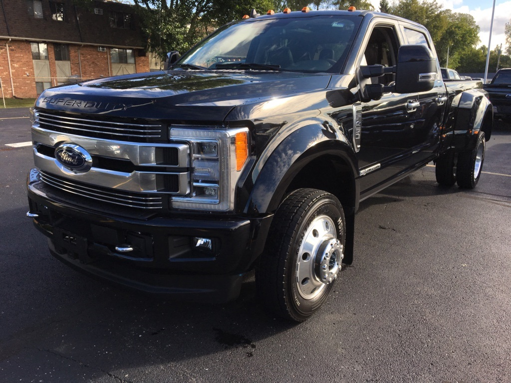 2019 F-450 Crew Cab DRW 4x4,  Pickup #T90206 - photo 3