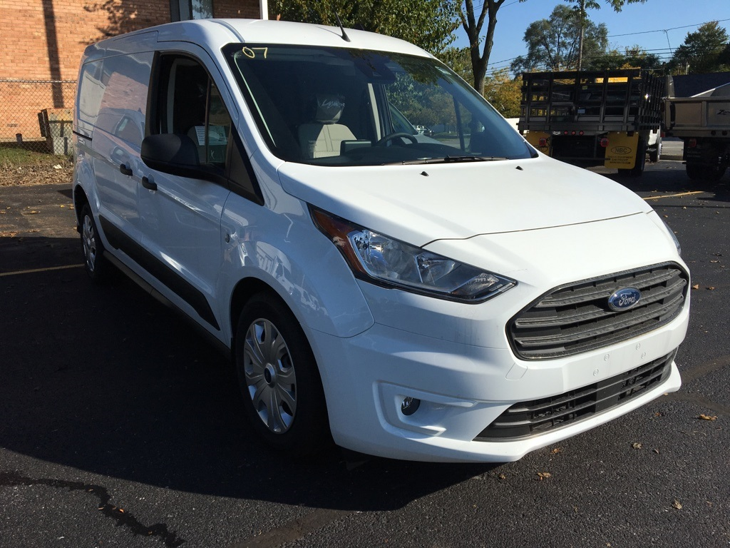 2019 Transit Connect 4x2,  Empty Cargo Van #T90228 - photo 3