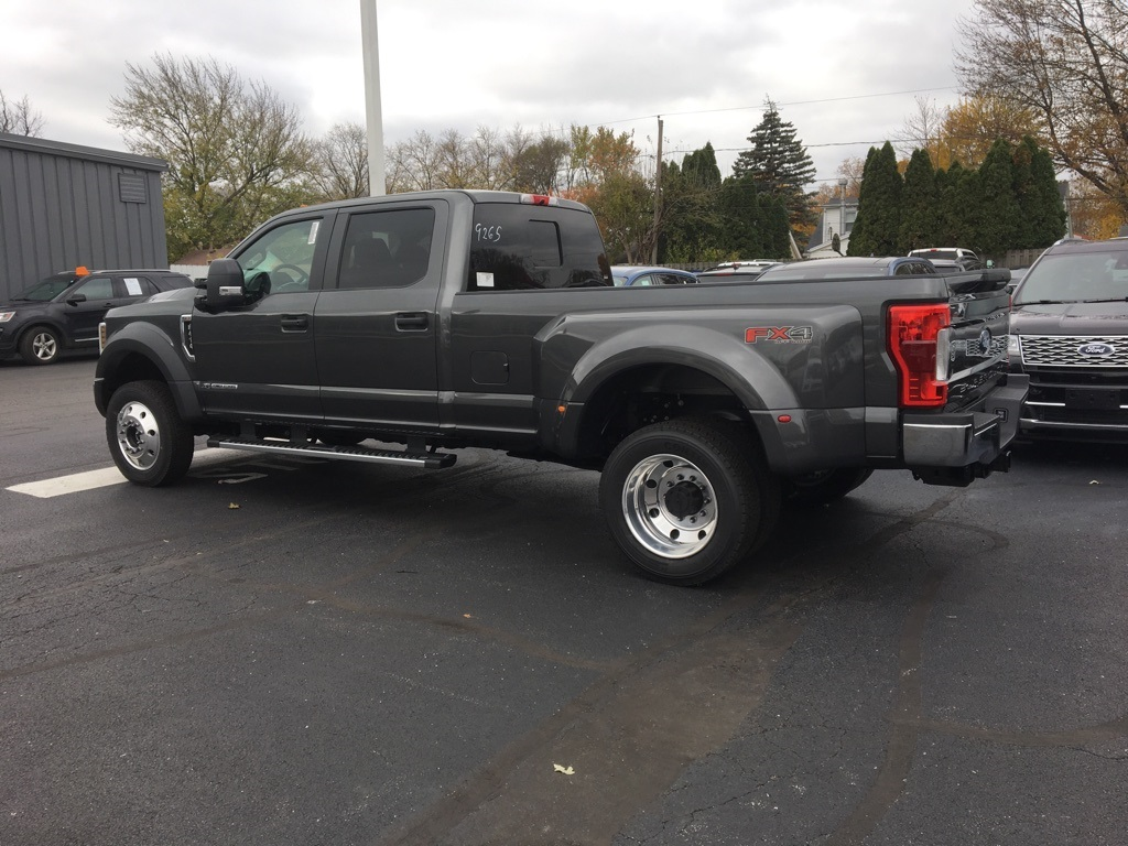 2019 F-450 Crew Cab DRW 4x4,  Pickup #T90321 - photo 4