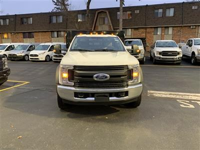 2019 F-550 Regular Cab DRW 4x2,  Parkhurst Toughline Stake Bed #T90443 - photo 3