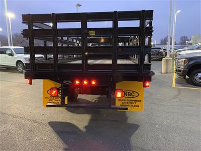 2019 F-550 Regular Cab DRW 4x2,  Parkhurst Toughline Stake Bed #T90443 - photo 6