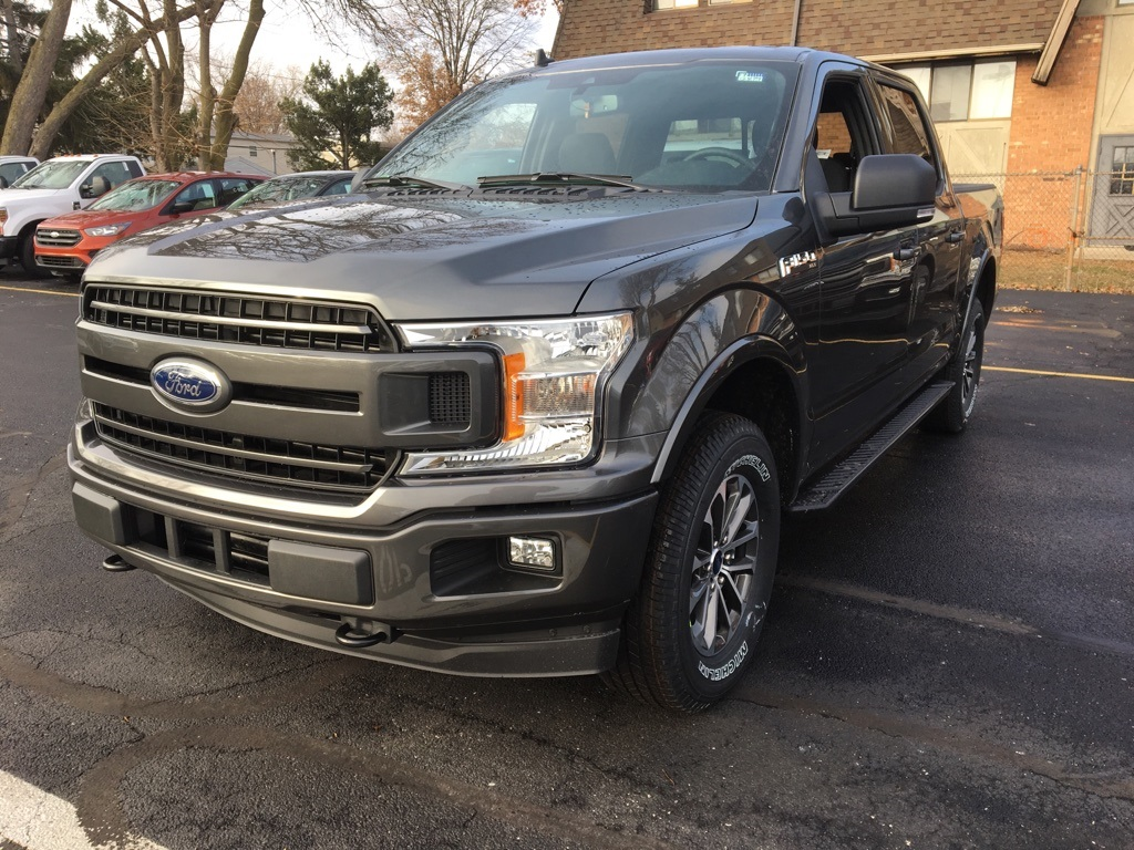2019 F-150 SuperCrew Cab 4x4,  Pickup #T90474 - photo 1