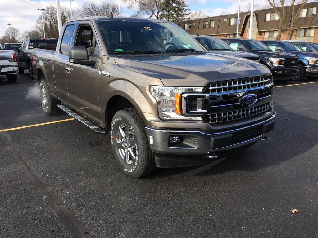 2019 F-150 Super Cab 4x4,  Pickup #T90522 - photo 3