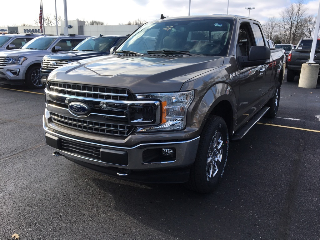 2019 F-150 Super Cab 4x4,  Pickup #T90522 - photo 1
