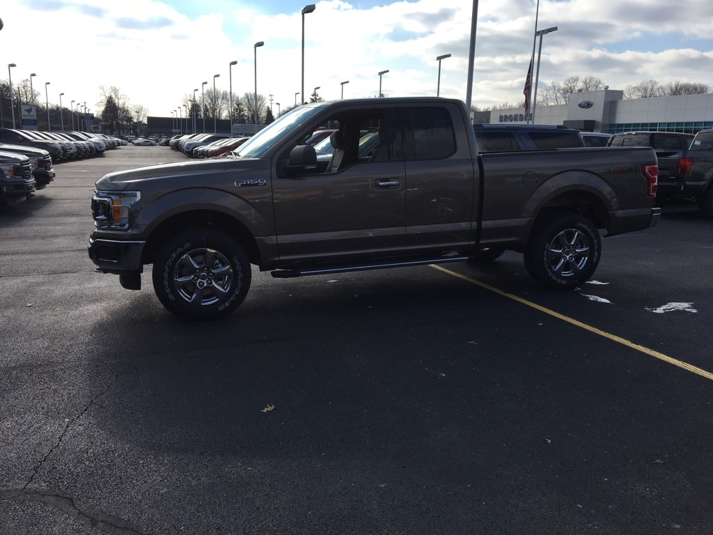 2019 F-150 Super Cab 4x4,  Pickup #T90522 - photo 5