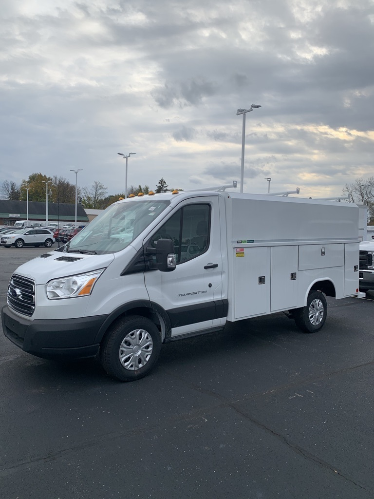 2019 Ford Transit 350 4x2, Reading Service Utility Van #T90983 - photo 1