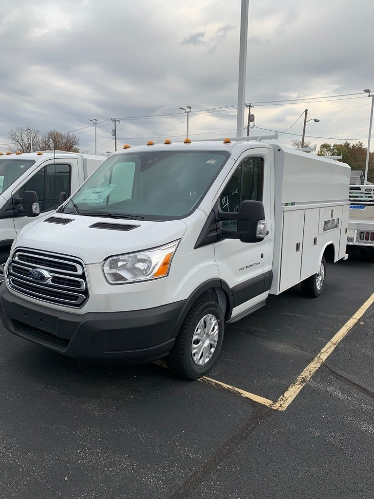 2019 Ford Transit 350 4x2, Reading Service Utility Van #T91110 - photo 1