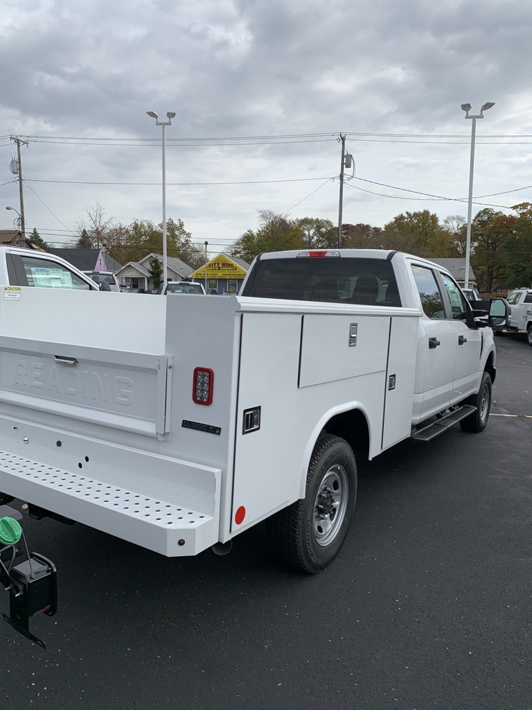 2019 Ford F-250 Crew Cab 4x4, Reading Service Body #T93580 - photo 1