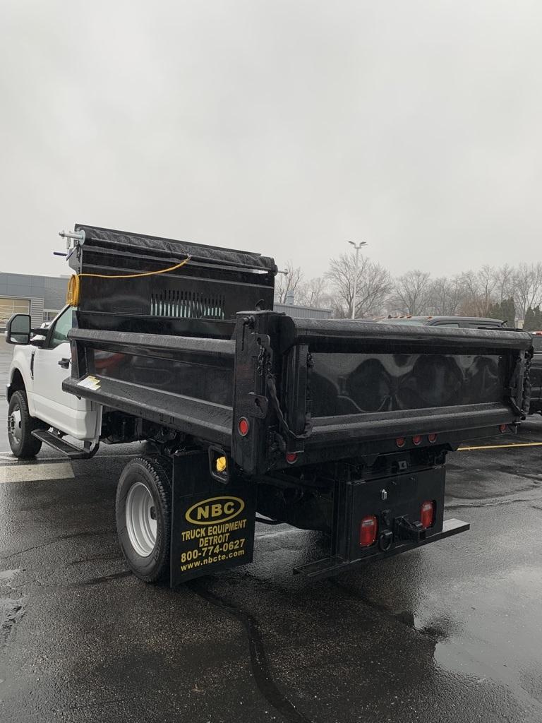 2019 Ford F-350 Regular Cab DRW 4x4, DuraClass Dump Body #T94191 - photo 1