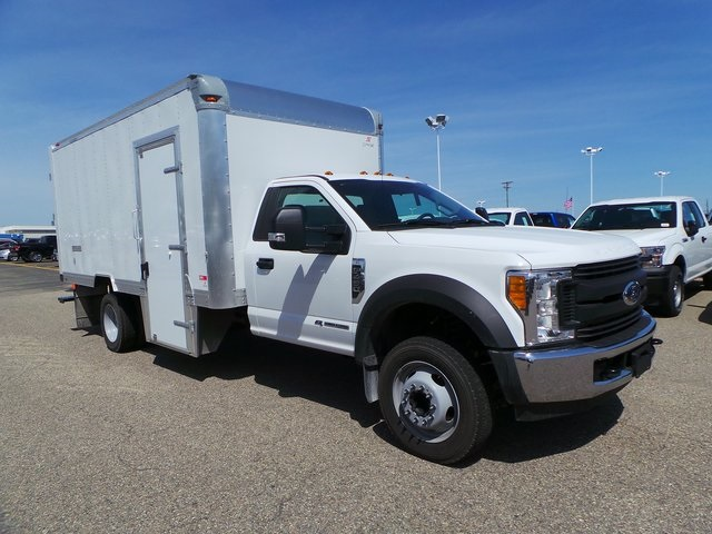 2017 F-450 Regular Cab DRW 4x2,  Supreme Dry Freight #FH4642 - photo 3