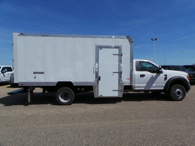 2017 F-450 Regular Cab DRW 4x2,  Supreme Dry Freight #FH4642 - photo 4