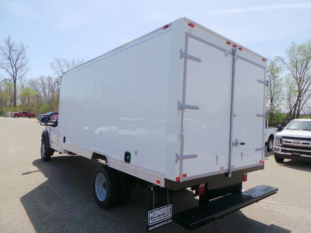 2017 F-450 Regular Cab DRW 4x2,  Supreme Dry Freight #FH4642 - photo 2