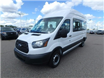 2017 Transit 350 High Roof, Passenger Wagon #FH8493 - photo 1