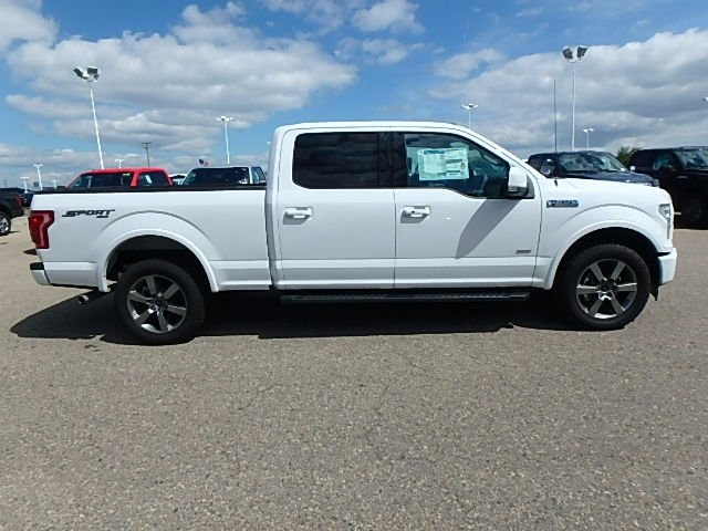 2017 F-150 Crew Cab 4x4 Pickup #FH8669 - photo 4