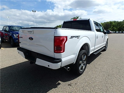 2017 F-150 Crew Cab 4x4 Pickup #FH8669 - photo 5
