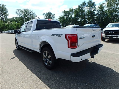 2017 F-150 Crew Cab 4x4 Pickup #FH8669 - photo 2