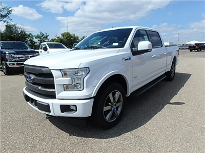 2017 F-150 Crew Cab 4x4 Pickup #FH8669 - photo 1