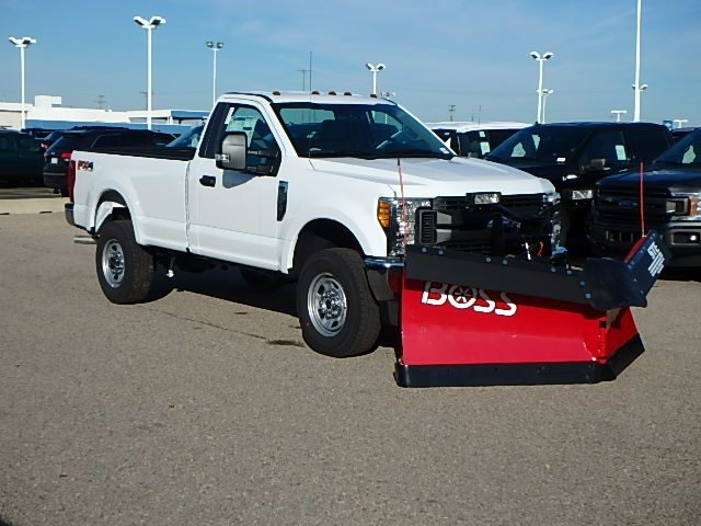 2017 F-350 Regular Cab 4x4 Pickup #FH9313 - photo 3