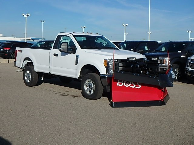2017 F-250 Regular Cab 4x4 Pickup #FH9352 - photo 3