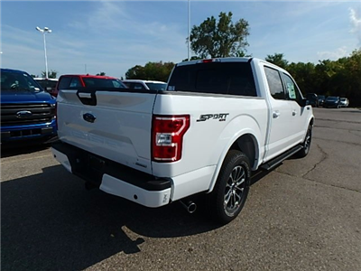 2018 F-150 Crew Cab 4x4 Pickup #FJ0058 - photo 5