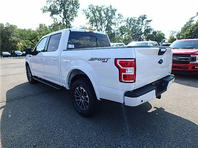 2018 F-150 Crew Cab 4x4 Pickup #FJ0058 - photo 2