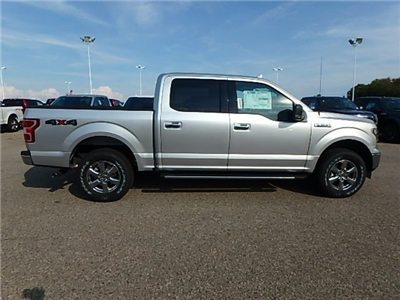 2018 F-150 Crew Cab 4x4 Pickup #FJ0119 - photo 4