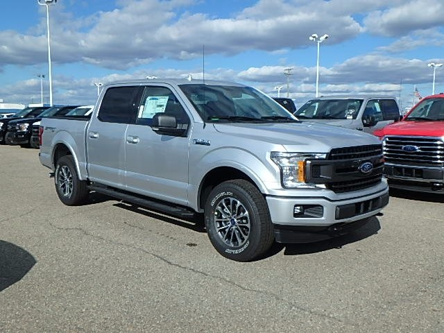 2018 F-150 Crew Cab 4x4 Pickup #FJ0143 - photo 3