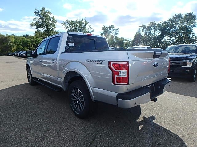2018 F-150 Crew Cab 4x4 Pickup #FJ0143 - photo 2