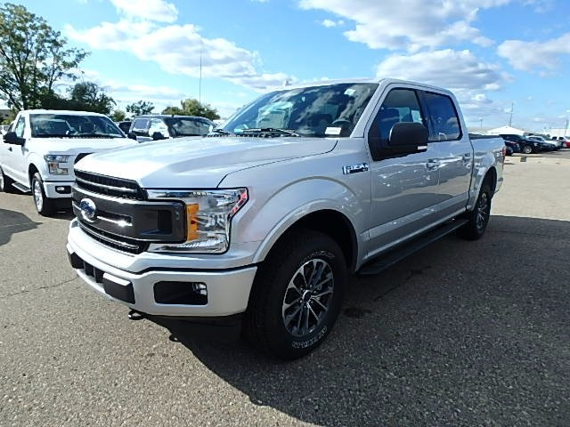2018 F-150 Crew Cab 4x4 Pickup #FJ0143 - photo 1