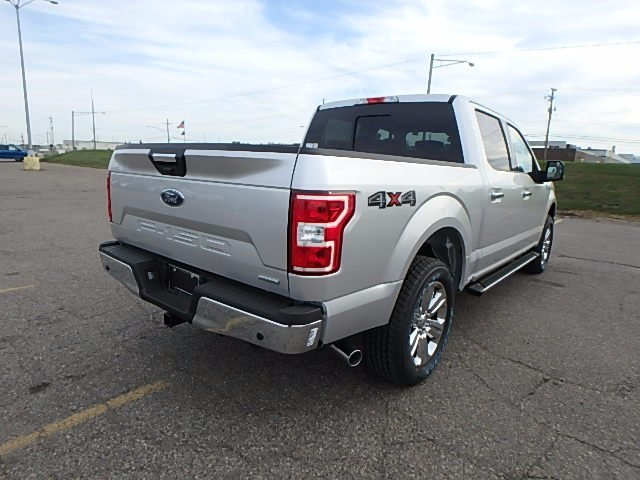 2018 F-150 Crew Cab 4x4 Pickup #FJ0318 - photo 5