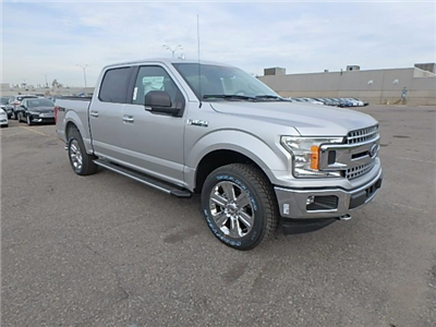2018 F-150 Crew Cab 4x4 Pickup #FJ0318 - photo 3