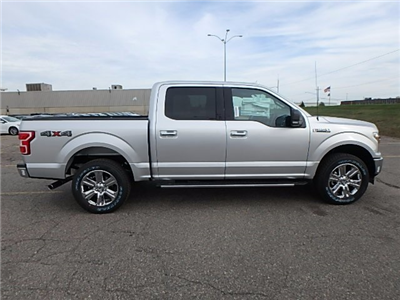 2018 F-150 Crew Cab 4x4 Pickup #FJ0318 - photo 4